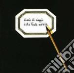 DIARIO DI VIAGGIO DELLA FESTA MOBILE cd musicale di Mobile Festa