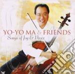 SONGS OF JOY & PEACE cd musicale di YO YO MA
