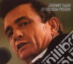 AT FOLSON PRISON ( 2 CD + 1 DVD - LEGACY EDITION) cd musicale di Johnny Cash