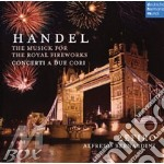 HANDEL - MUSICA PER FUOCHI ARTIFICIO- CO cd musicale di Zefiro Ensemble