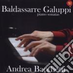 GALUPPI - SONATE PER PIANO cd musicale di Andrea Bacchetti