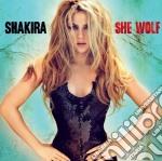SHE WOLF cd musicale di SHAKIRA