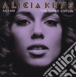 AS I AM   (DELUXE EDITION - CD + DVD) cd musicale di Alicia Keys