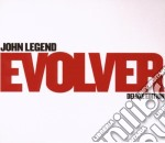 EVOLVER  ( CD + DVD) cd musicale di John Legend