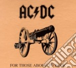FOR THOSE ABOUT TO ROCK - FAN PACK WITH MERCHANDISE cd musicale di AC/DC