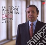 Bach - Partite N, 2,3,4 - Murray Perahia cd musicale di Murray Perahia