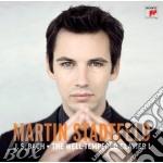 BACH - CLAVICEMBALO BEN TEMPERATO VOL.1 cd musicale di Martin Stadtfeld