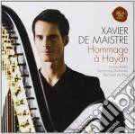 Xavier De Maistre - Haydn - Concerti Per Arpa cd musicale di DE MAISTRE XAVIER