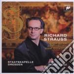 Strauss: don juan - aus italien - don ch cd musicale di Fabio Luisi