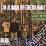 ORIGINAL ALBUM CLASSICS  ( BOX 5 CD) cd musicale di ALLMAN BROTHERS BAND