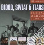 ORIGINAL ALBUM CLASSICS  ( BOX 5 CD) cd musicale di Sweat & tears Blood