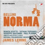 BELLINI - NORMA (SONY OPERA HOUSE) cd musicale di James Levine