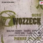 BERG - WOZZECK (SONY OPERA HOUSE) cd musicale di Pierre Boulez