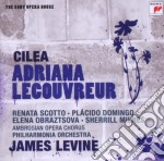 CILEA: ADRIANA LECOUVREUR (SONY OPERA HO cd musicale di James Levine