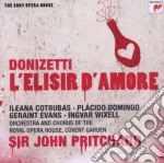 Donizetti - elisir d'amore (sony opera h cd musicale di Pritchard