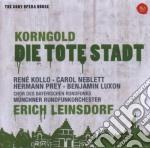 KORNGOLD: DIE TOTE STADT (SONY OPERA HOU cd musicale di Erich Leinsdorf