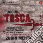 PUCCINI - TOSCA (SONY OPERA HOUSE) cd musicale di Zubin Mehta