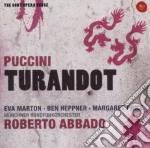 PUCCINI - TURANDOT (SERIE SONY OPERA HOU cd musicale di Giacomo Puccini