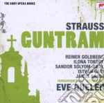 Strauss - guntram (sony opera house) cd musicale di Eve Queler