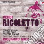 VERDI - RIGOLETTO (SONY OPERA HOUSE) cd musicale di Giuseppe Verdi