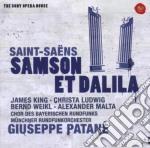 Saint-saens -samson et dalila (sony oper cd musicale di Giuseppe Patane'