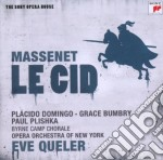 Massenet - le cid (sony opera house) cd musicale di Eve Queler