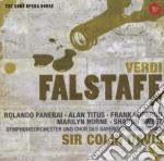 VERDI - FALSTAFF (SONY OPERA HOUSE) cd musicale di Colin Davis