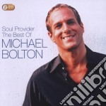 THE SOUL PROVIDER: THE BEST OF MICHAEL B  cd musicale di Michael Bolton
