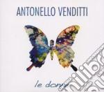 LE DONNE cd musicale di Antonello Venditti