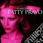 IL MEGLIO DI PATTY PRAVO cd musicale di Patty Pravo