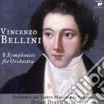 OTTO SINFONIE PER ORCHESTRA cd musicale di Diego Dini ciacci