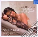 Handel: arie tedesche cd musicale di Nuria Rial