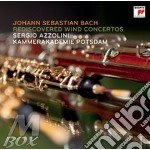 Bach j.s.: concerto per fagotto (ricostr cd musicale di Potsd Kammerakademie