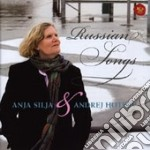 Rachmaninoff-mussorgsky: lieder cd musicale di Anja Silja