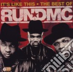 IT'S LIKE THIS - THE BEST OF RUN-DMC      cd musicale di Dmc Run