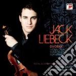 Dvorak:concerto per violino, sonata e so cd musicale di Jack Liebeck