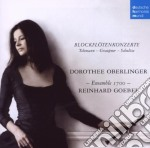 Telemann / Graupner - Concerti Per Flauto A Becco - Dorothee Oberlinger cd musicale di Dorothee Oberlinger
