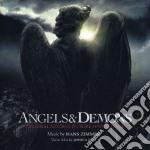 ANGELI E DEMONI (OST) cd musicale di Hans Zimmer