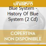 History of blue stream cd musicale di System Blue