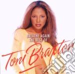 Breathe again best 10 cd musicale di Toni Braxton