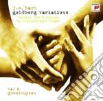 Bach- variazioni goldberg cd musicale di TAL / GROETHUYSEN