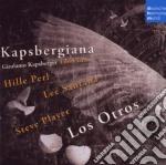 Kapsberger libro terzo intavolatura chit cd musicale di Otros Los
