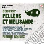 Debussy: pelleas et melisande (sony oper cd musicale di Pierre Boulez