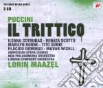 Puccini - il trittico (sony opera house) cd musicale di Lorin Maazel