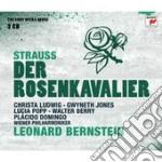 Strauss r. - cavaliere della rosa (sony cd musicale di BERNSTEIN
