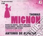 Thomas: mignon (sony opera house) cd musicale di Antonio De almeida