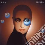 MINA LA CALMA  (COLLANA RIASSUNTI D'AMORE) cd musicale di MINA