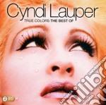 TRUE COLORS: THE BEST OF CYNDI LAUPER     cd musicale di Cindy Lauper
