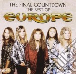 THE FINAL COUNTDOWN: THE BEST OF EUROPE   cd musicale di EUROPE