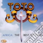 AFRICA: THE BEST OF TOTO                  cd musicale di TOTO